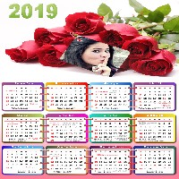 foto-moldura-calendario-2019-com-rosas-vermelhas-gratis