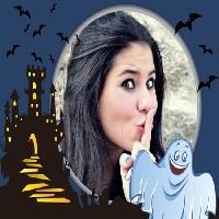 moldura-para-halloween-com-fantasma-e-castelo