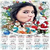 calendario-2020-papai-noel-com-foto-gratis