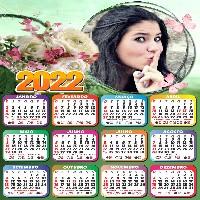 calendario-2022-com-flores-brancas