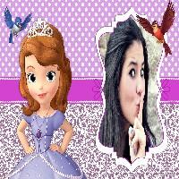 moldura-para-foto-princesinha-sofia-disney