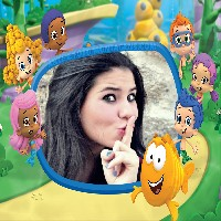 moldura-para-fotos-bubble-guppies