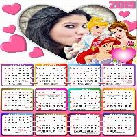 calendario-2019-princesas-disney