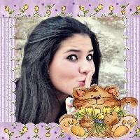 borda-gatinho-com-flores