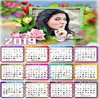 calendario-2019-com-rosas