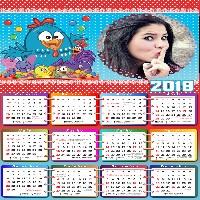 calendario-2019-online-com-a-galinha-pintadinha