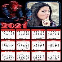 calendario-infantil-homem-aranha