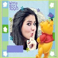 montagem-de-fotos-online-com-winnie-the-pooh-e-borboleta