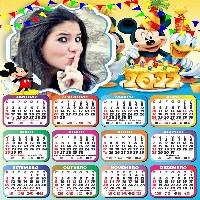 moldura-infantil-aniversario-disney-para-imprimir-com-calendario-2022