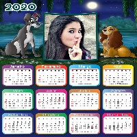 fotomontagem-digital-online-calendario-2020-disney