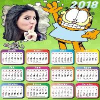 montagem-de-fotos-em-calendario-2018-com-garfield