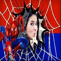 fazer-montagem-de-fotos-online-homem-aranha-spiderman