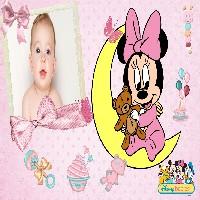 disney-babies-moldura-de-foto-minnie-baby-rosa