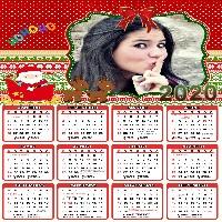calendario-papai-noel-2020-montagem-de-fotos