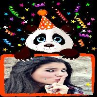moldura-ursinho-panda-para-aniversario