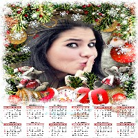 moldura-para-fotos-calendario-natalino-2020