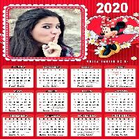 calendario-2020-minnie