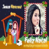 moldura-para-fotos-gratis-jesus-nasceu-felz-natal