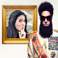 moldura-para-foto-do-filme-o-ditador