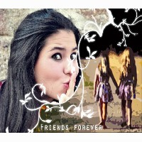 moldura-para-fotos-friends-forever