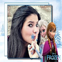 moldura-de-foto-frozen-uma-aventura-congelante