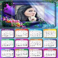 calendario-2018-floral