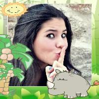 montagem-de-fotos-infantil-com-rinoceronte