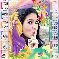 foto-moldura-calendario-2016-rapunzel-enrolados