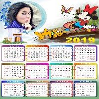 montagem-de-fotos-online-em-calendario-2019-com-minnie