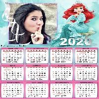 montagem-de-fotos-em-calendario-pequena-sereia-2020