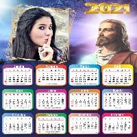 foto-moldura-calendario-2021-jesus-cristo
