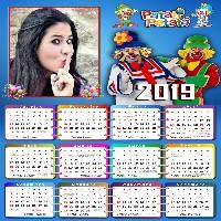 montagem-de-fotos-online-com-calendario-2019-patati-patata