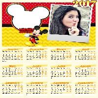 montagem-de-fotos-em-calendario-2017-gratis-com-mickey