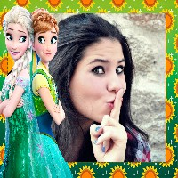 moldura-digital-do-frozen-fever-elsa-e-anna
