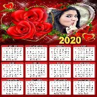 foto-moldura-calendario-2020-amor