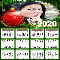moldura-de-natal-com-calendario-2020-gratuito