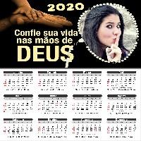 calendario-2020-confie-sua-vida-na-mao-de-deus