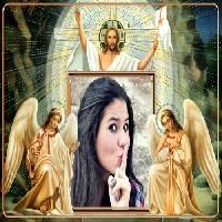 montagem-de-fotos-com-jesus-cristo-e-anjos