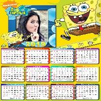 calendario-2019-bob-esponja