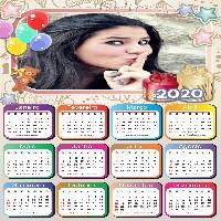 calendario-2020-foto-de-aniversario-fotomontagem