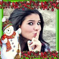 moldura-boas-festas-e-feliz-natal-com-boneco-de-neve