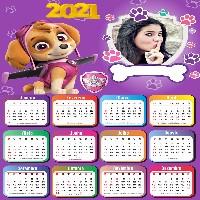 2021-personalizado-com-moldura-skye-para-meninas