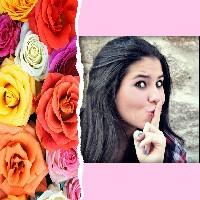 moldura-rosas-coloridas