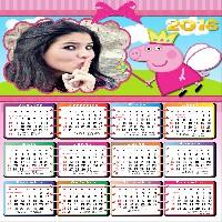 foto-moldura-de-calendario-com-peppa-pig-2016