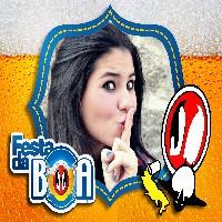 moldura-divertida-para-amigos-bebados-e-cerveja-antartica