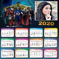foto-calendario-os-vingadores-2020