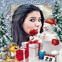 fotos-montagem-boneco-de-neve