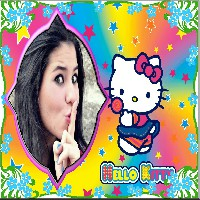 foto-moldura-colorida-hello-kitty