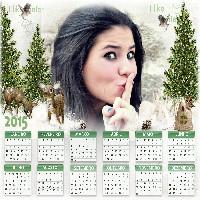 moldura-para-foto-calendario-natalino-2015