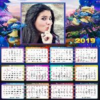 foto-calendario-2019-os-smurfs